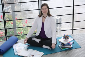 Jacqueline is also the founder of Generation Yoga